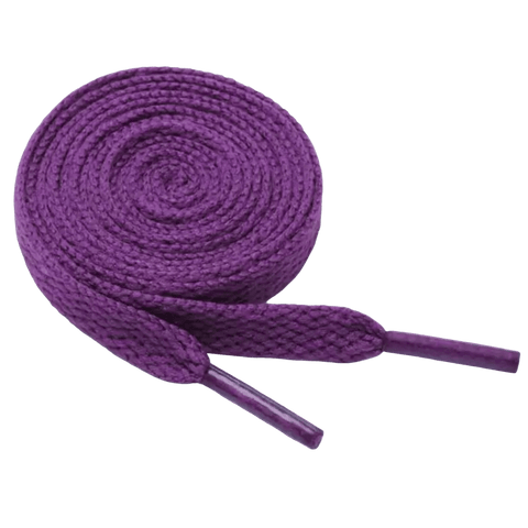 Purple Shoe Laces - Carnival and event - School Uniform Hair Accessories - Ponytails and Fairytales