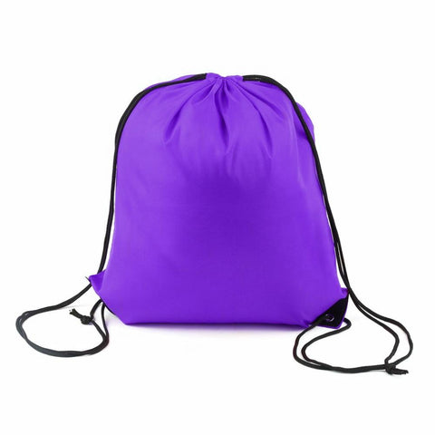 Purple Sports Bag - Ponytails and Fairytales
