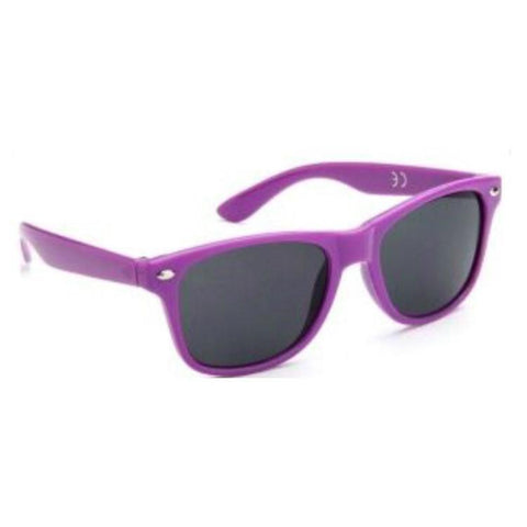 Purple Sunglasses - Ponytails and Fairytales