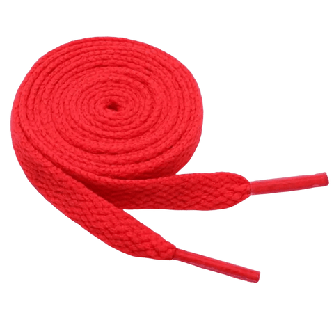 Red Shoe Laces - Carnival and event - School Uniform Hair Accessories - Ponytails and Fairytales