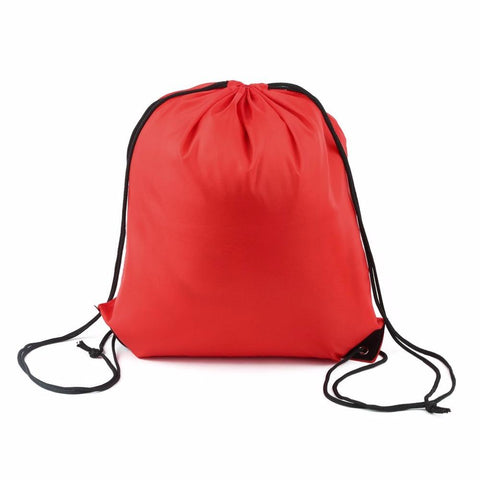 Red Sports Bag - Ponytails and Fairytales