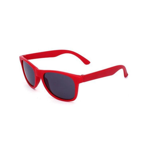 Red Sunglasses - Ponytails and Fairytales