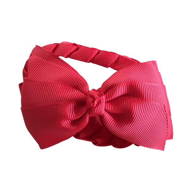 Ruby Hair Accessories - Assorted Hair Accessories - School Uniform Hair Accessories - Ponytails and Fairytales