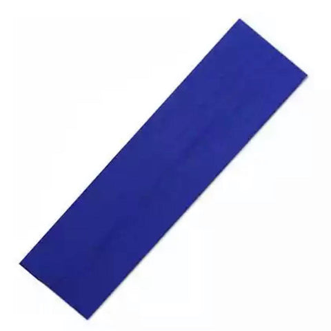 Stretch Headband for School, Sport, Yoga Headbands School Ponytails Royal Blue