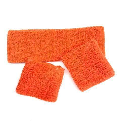 Sweat Band Set (3pc) - Ponytails and Fairytales