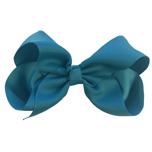Teal Hair Accessories - Assorted Hair Accessories - School Uniform Hair Accessories - Ponytails and Fairytales