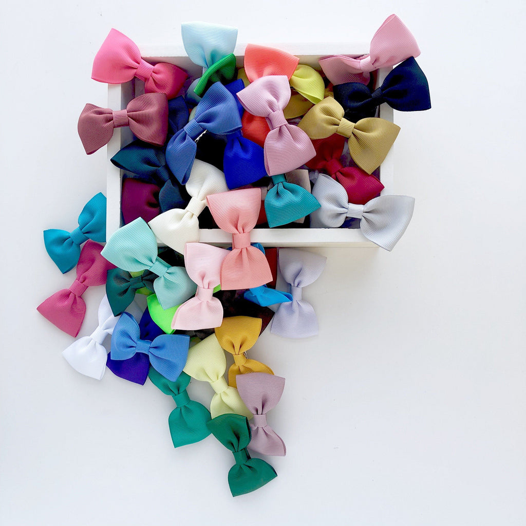 The Biggest Bow Box (50pc) - Gift sets - School Uniform Hair Accessories - Ponytails and Fairytales