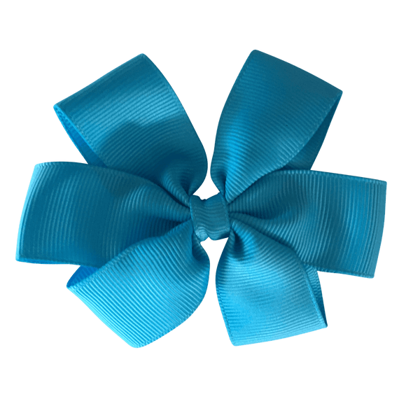 Turquoise Hair Accessories - Assorted Hair Accessories - School Uniform Hair Accessories - Ponytails and Fairytales