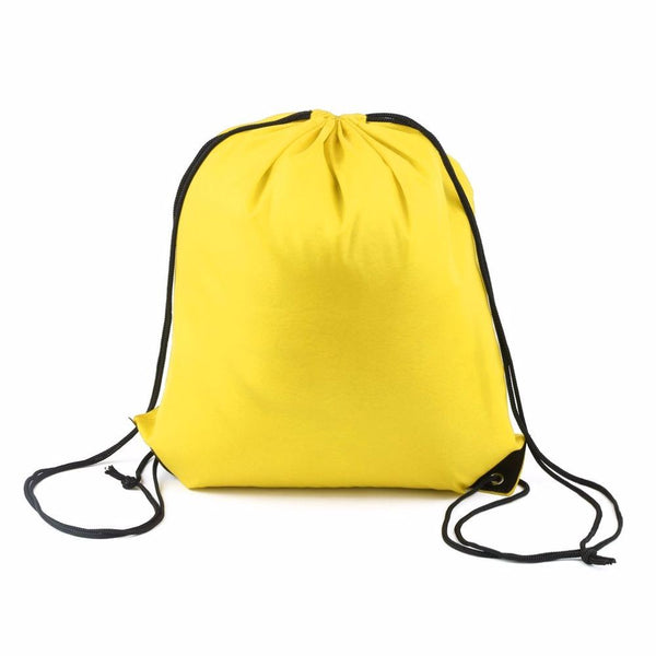 Yellow Sports Bag - Ponytails and Fairytales