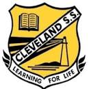 Cleveland State School uniform hair accessories available