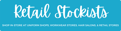 Ponytails and Fairytales - School Ponytails - Retail stockists - Uniform Shops - Hair Salons - Workwear Stores