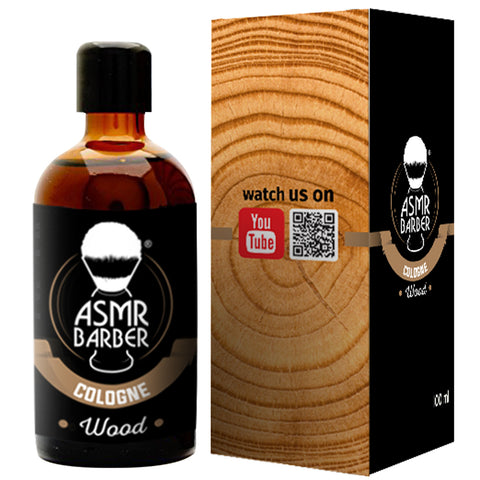 ASMR Barber Cologne