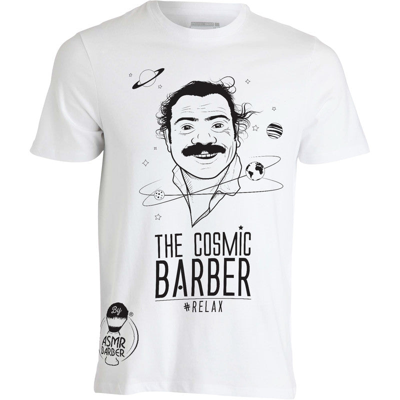 "T-SHIRT ""THE COSMIC BARBER"" BABA SPECIAL EDITION"