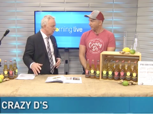 Crazy D's on CHCH Morning Live