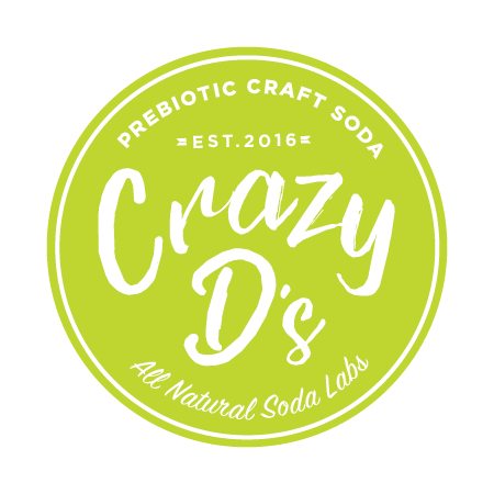 Crazy D's Prebiotic Soda Labs
