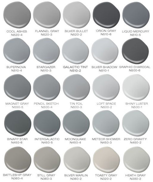 Grey ~ The King of Colours. here is no sign of this perfect modern neutral being usurped by any other colour and designers expect this to be the case for some years to come.   So if you haven't taken the plunge yet, take some inspiration from these great interiors and bring some of the great Grey magic into your home.