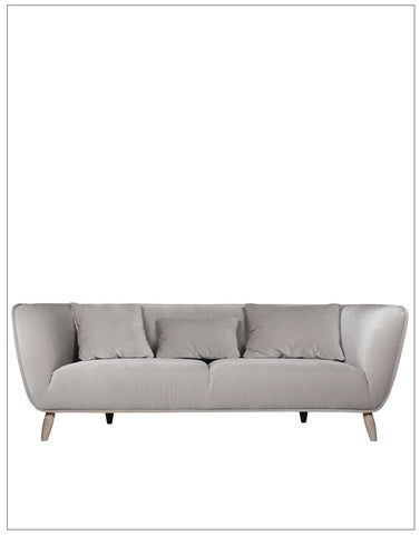 Rhapsody Sofa, Sofa,Sits - White & Grey