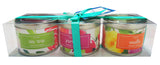 Tin Candle Gift Set - Airy Floral