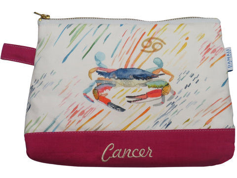 Cancer Zodiac Pouch