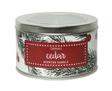 DANALI with PRIDE Holiday Tin Candle Gift Set - Holiday Cheer