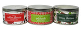 DANALI with PRIDE Holiday Tin Candle Gift Set - Christmas Foliage
