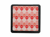 S/6 Coaster with Stand Acrylic - Triangle