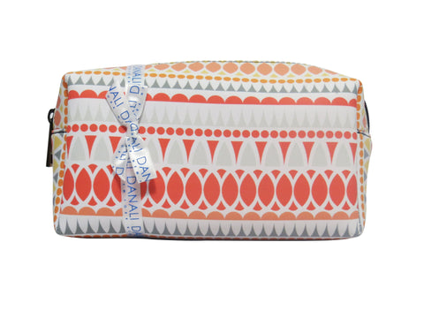 Drop Coral Cosmetic Bag
