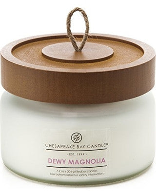 Heritage Dewy Magnolia Soy Wax Candle