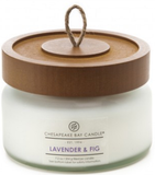 Heritage Lavender & Fig Soy Wax Candle