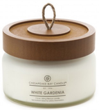 Heritage White Gardenia Soy Wax Candle