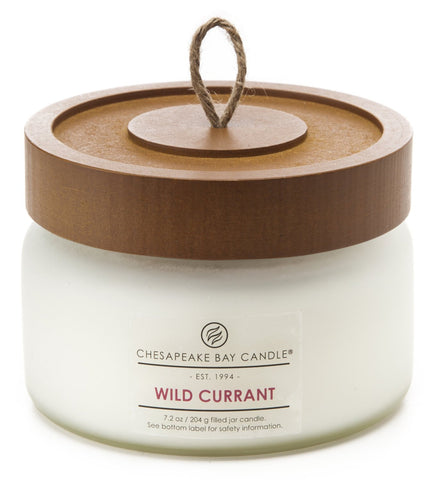 Heritage Wild Currant Soy Wax Candle