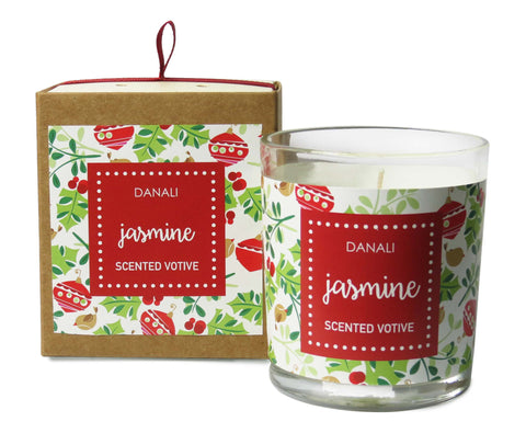 DANALI with PRIDE Jasmine Candle