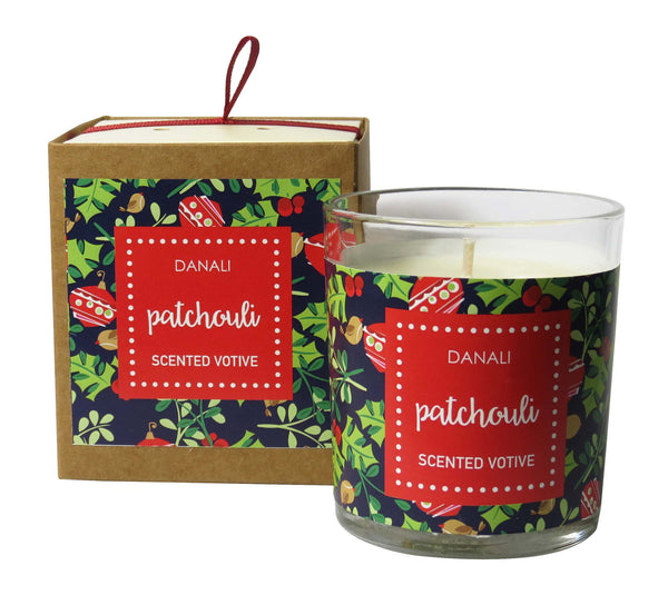DANALI with PRIDE Patchouli Candle