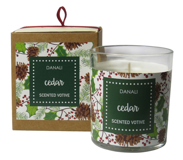 DANALI with PRIDE Cedar Candle