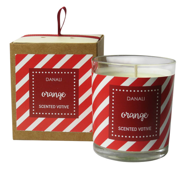 DANALI with PRIDE Orange Candle