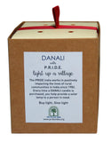 DANALI with PRIDE Amber Candle