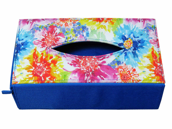 Aster Tissue Box Sleeve