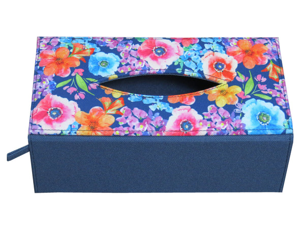 Poppy Tissue Box Sleeve
