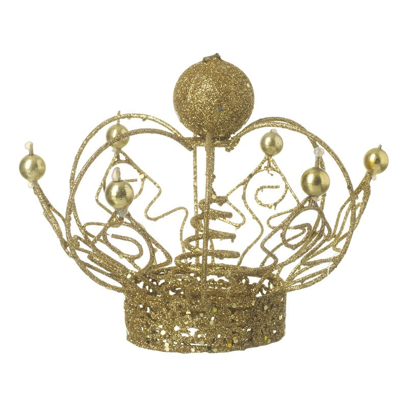Gold Crown Tree Topper