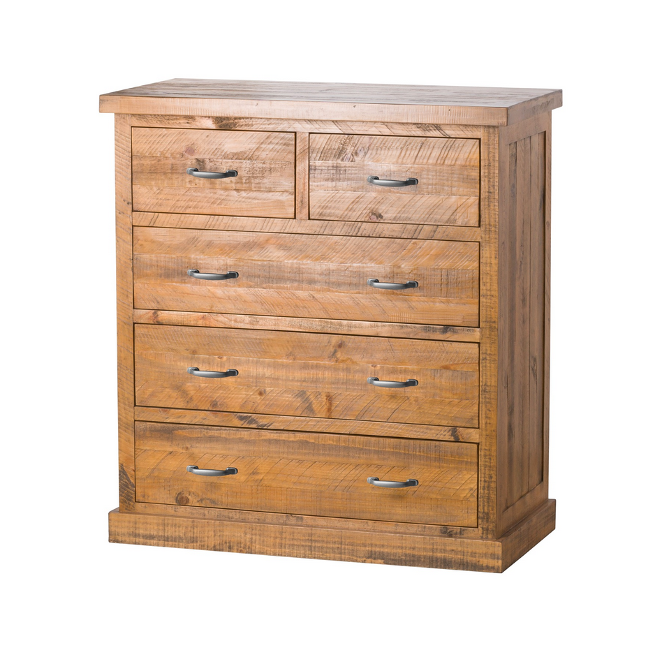 Two Over Three Chest Of Drawers, Deanery