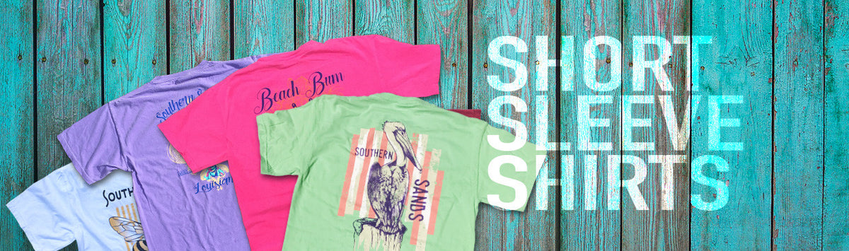 Southern Sands Short Sleeve T Shirts