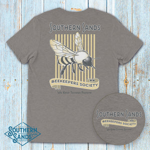 Southern Sands Beekeepers Society Short Sleeve T-Shirt - Southern-Sands-T-Shirts