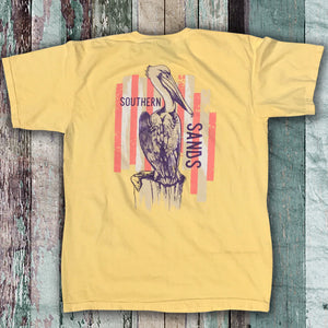 Southern Sands Pelican's Roost - Southern-Sands-T-Shirts