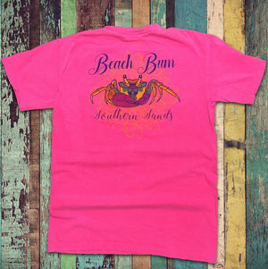 Southern Sands Beach Bum - Southern-Sands-T-Shirts