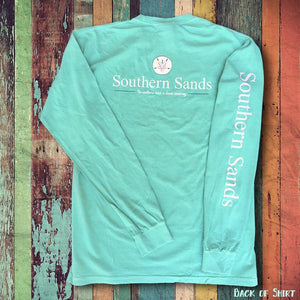 Southern Sands Long Sleeve Logo Shirt - Southern-Sands-T-Shirts