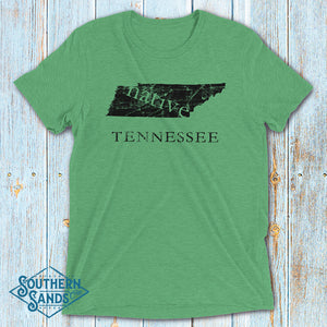 Tennessee Native Premium T-Shirt - Southern-Sands-T-Shirts