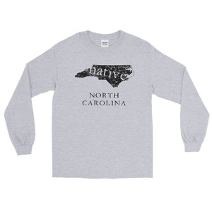 North Carolina Native Tee - Southern-Sands-T-Shirts