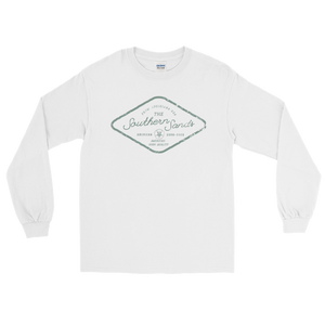 Southern Sands Vintage Label Long Sleeve - Southern-Sands-T-Shirts