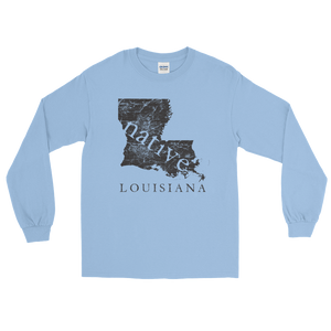Louisiana Native Tee - Southern-Sands-T-Shirts