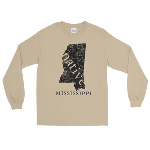 Mississippi Native Tee - Southern-Sands-T-Shirts